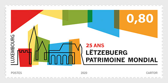 25 Years UNESCO World Heritage - Set