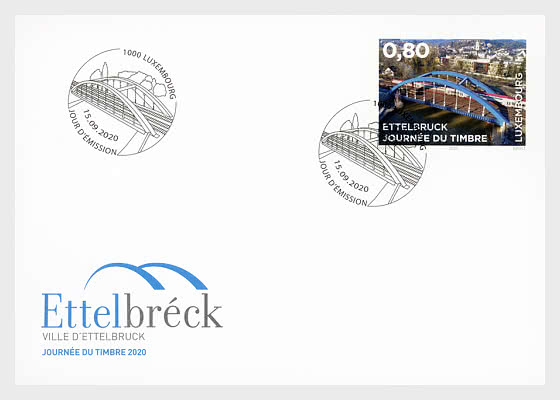 Stamp Day 2020 - First Day Cover