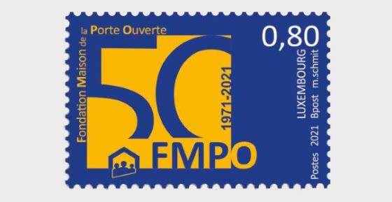 50 Years of Fondation Maison de la Porte Ouverte - Set