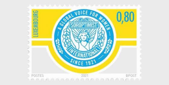 100 Years of Soroptimist International - Set