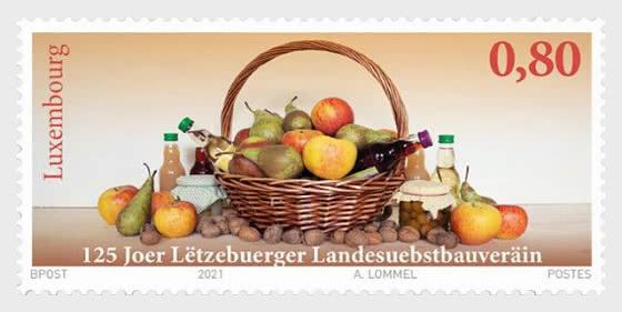 "125 Years of ""Letzebuerger Landesuebstbauverain"" - Set"