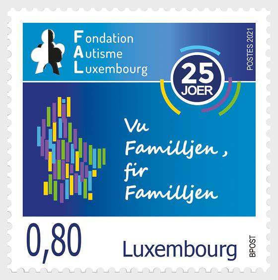 25 Jahre Autismus der Stiftung Luxemburg - Serie