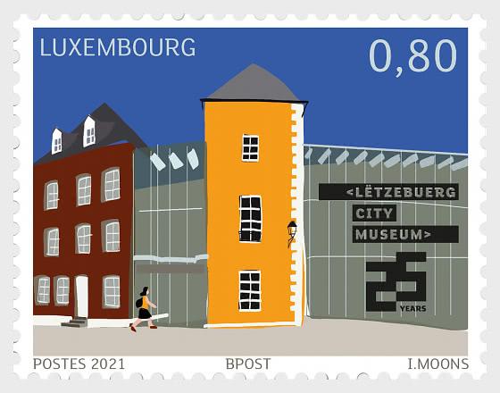 25 Years Of The Letzebuerg City Museum - Set