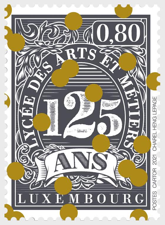 125 Anni Del Lycée Des Arts Et Métiers - Serie