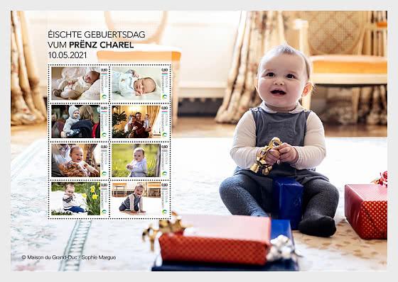 Erster Jahrestag von Prinz Charles - Bogenserie