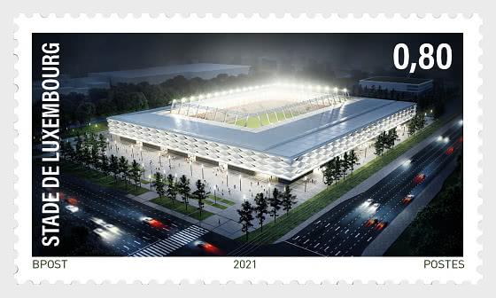 Luxemburg-Stadion - Serie
