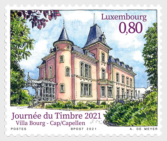 Stamp Day 2021 - Set