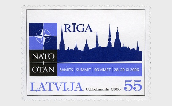 NATO Summit in Riga - Set
