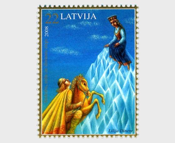 Latvian's fairytales 2008 - Set