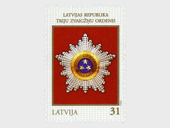 The Highest State Awards of the Baltic Countries 2008 - Set