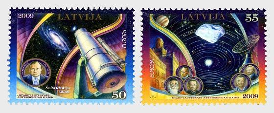 Europa - Astronomy 2009 - Set