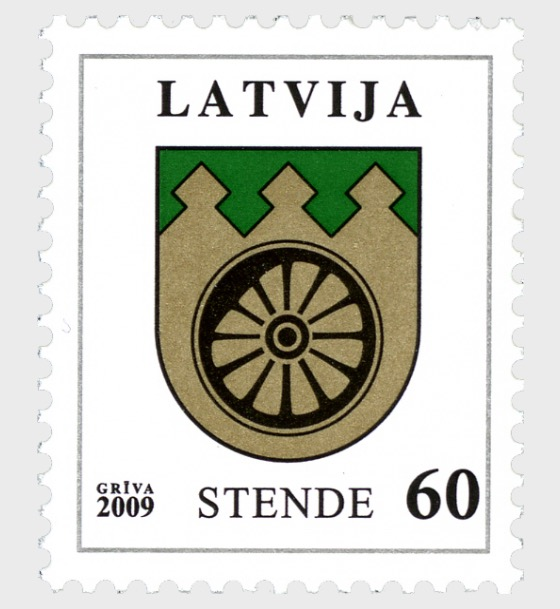 Coats of Arms – Stende 2009 - Set