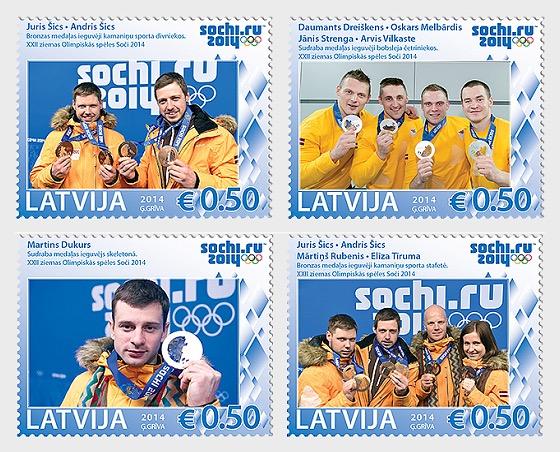 Olympische Spiele in Sochi 2014 - Serie