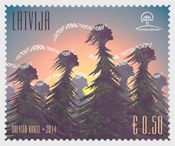 Latvian pride - Singing 2014 - Set