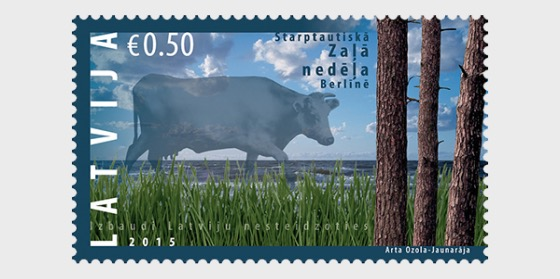 Green Week - Latvian agriculture 2015 - Set