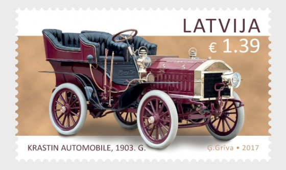 Latvian Motor Museum - History of Automobiles - Set
