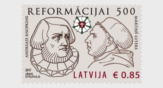 500th Anniversary to Reformation - Set