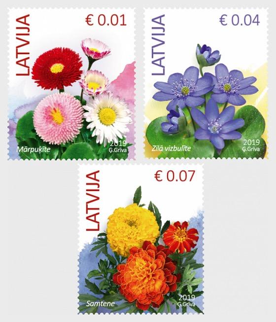 Flowers (Standart) Reprint 2019 - Set