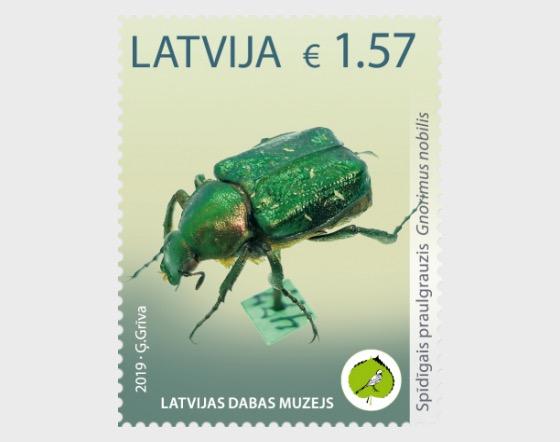 Exposiciones Unicas del Museo de Historia Natural de Letonia - Series