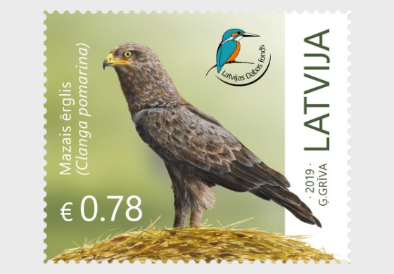 Latvian Fund for Nature - Lesser Spotted Eagle, Clanga Pomarina - Set