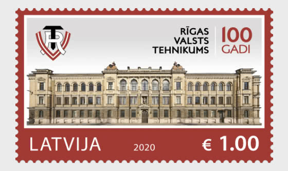 Centenary of Riga State Technical School - Set