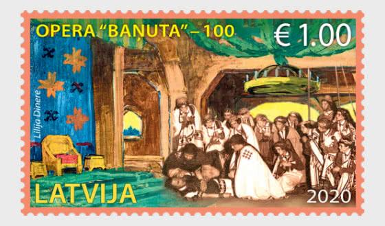 拉脱维亚第一歌剧-巴塔塔 - 套票