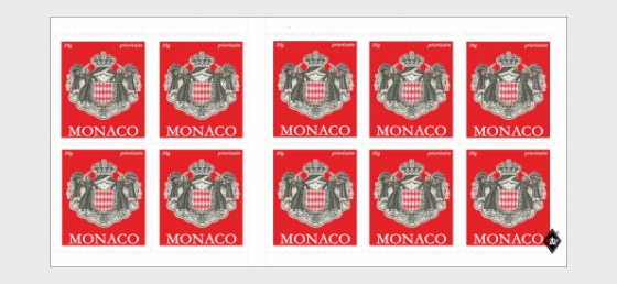 Postage Stamps, 1st Class Mail with Permanent Validity- (Booklet CTO) - Stamp Booklet CTO