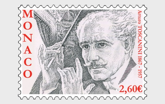 150th Anniversary of the Birth of Arturo Toscanini - (Set Mint) - Set
