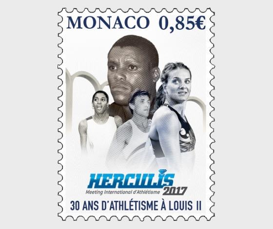 Herculis International Athletics Meeting - (Set Mint) - Set