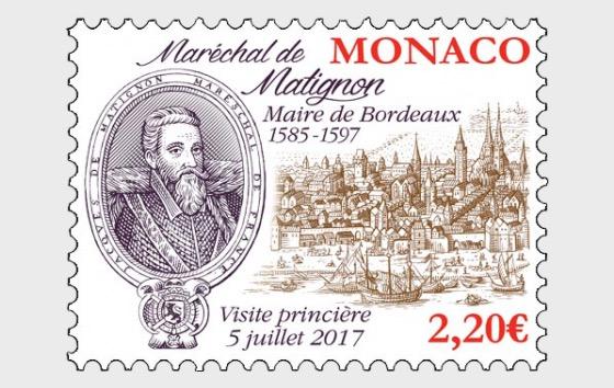 Marshal of Matignon - (Set Mint) - Set