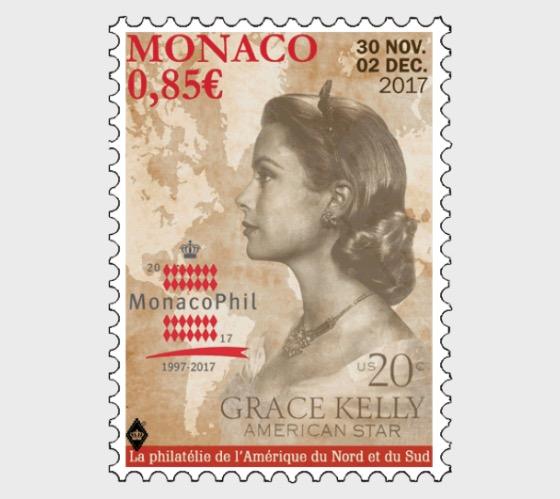 Monacophil 2017 - (Set Mint) - Set