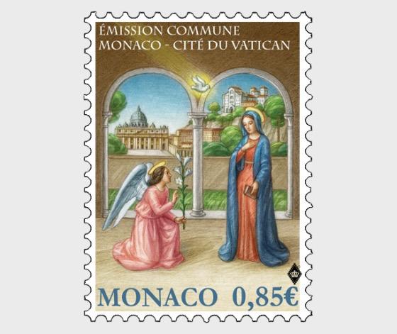Monaco - Vatican (Association) - Set Mint - Set