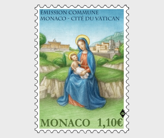 Monaco - Vatican (Native) - Set CTO - Set CTO