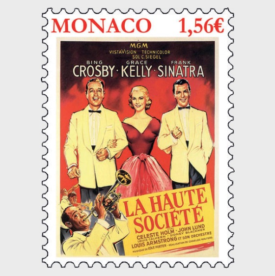 2018 Grace Kelly Movies - High Society - (Set Mint) - Set