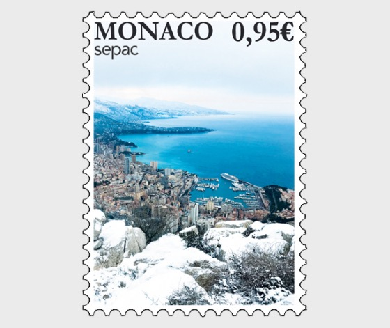 Sepac 2018 - Spectacular Views - (Set Mint) - Set