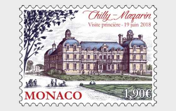Ancient Grimaldi Strongholds - Chilly Mazarin - (Set Mint) - Set
