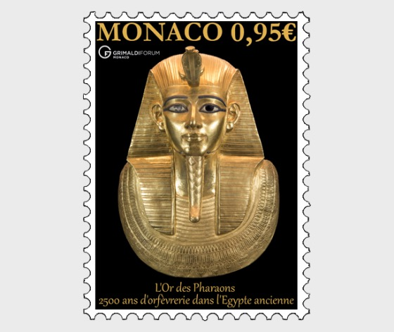 The Golden Treasure of The Pharaohs - 2500 Years of the Goldsmith's Art in Ancient Egypt - (Set Mint) - Set