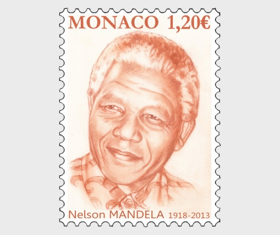 Centenary of the Birth of Nelson Mandela - (Set Mint) - Set