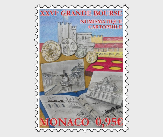 Grande Bourse (Grand Fair) - (Set Mint) - Set