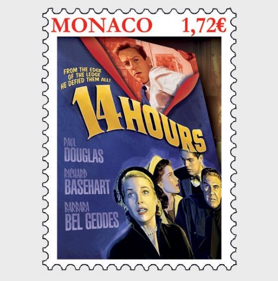 Grace Kelly Movies - Fourteen Hours - Set Mint - Set
