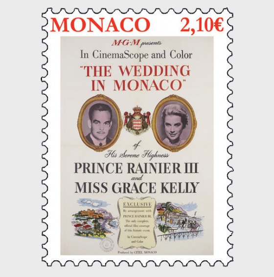 Grace Kelly Movies - The Wedding in Monaco - (Set Mint) - Set