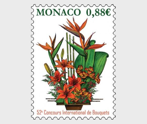 International Bouquet Competition 2019 - Set Mint - Set
