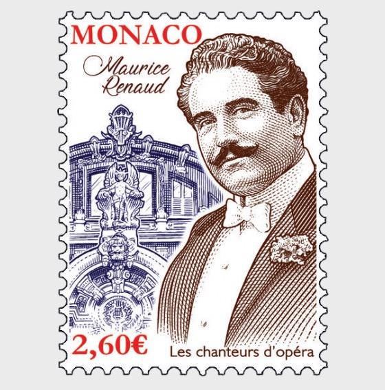 Cantantes de Ópera - Maruice Renaud - Series