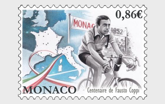 Centenary of the Birth of Fausto Coppi - Set Mint - Set