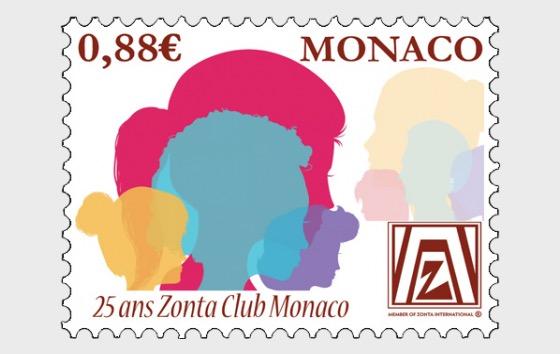 25 Aniversarios del Club Zonta Mónaco - Series