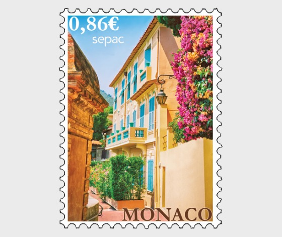 Sepac 2019 - Old Residential Houses - Set Mint - Set