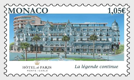 Re-Opening of the Hotel de Paris - Set Mint - Set