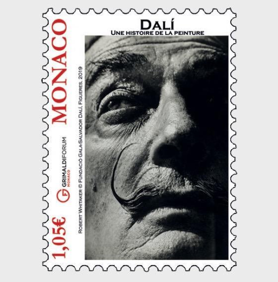 Dali, A History of Painting - Set Mint - Set