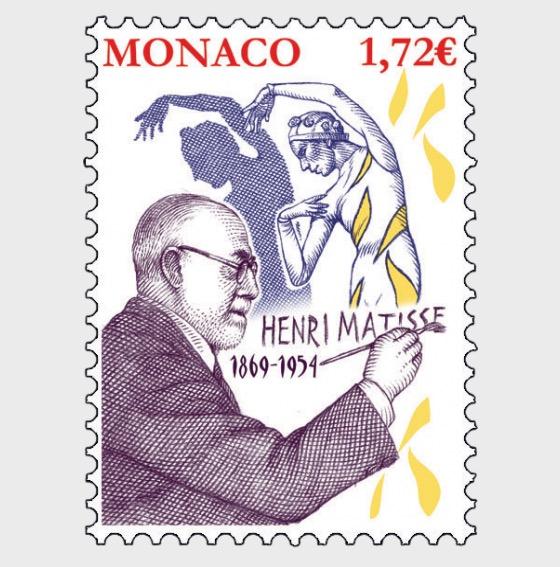 150 Aniversario del Nacimiento de Henri Matisse - Series CTO