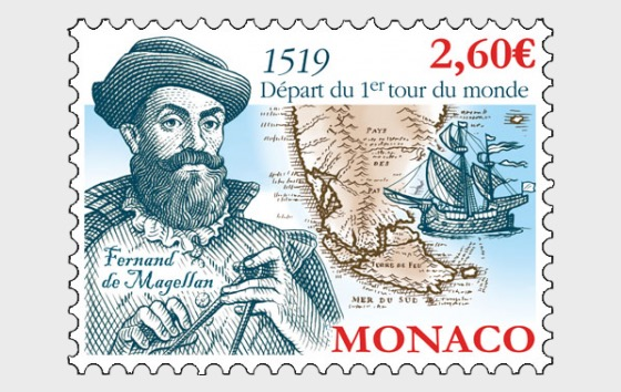 500th Anniversary of the First Circumnavigation of the Earth - Set CTO - Set CTO